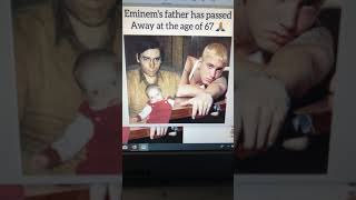 RIP MARSHALL MATHERS JR. EMINEM II (Dad) Passes Away at the age of 67