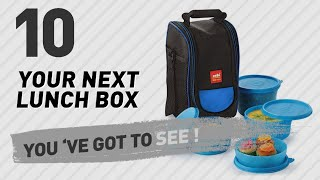 Cello Lunch Boxes // New & Popular 2017