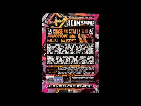 Hazard - Harry Shotta @ Innovation In The Dam 2017