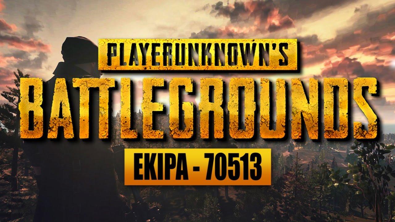 EKIPA PlayerUnknown's Battlegrounds – Dobre pole ostrzału