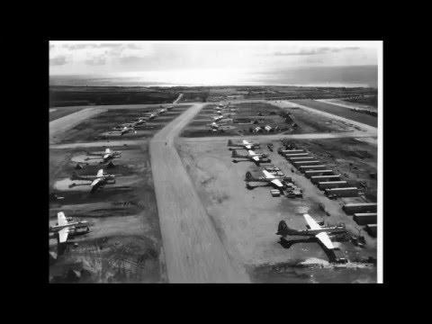 Leon Polzin Tinian Island WWII