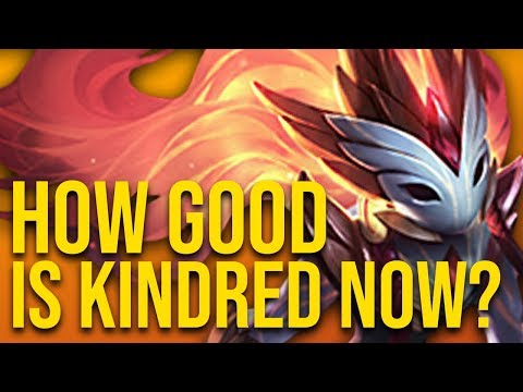 THIS IS WHY YOU SHOULD BE PLAYING KINDRED IN SOLOQ  HOW TO DOMINATE EP 6