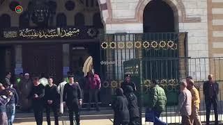 حضور الهام شاهين ودلال عبد العزيز وسمير صبري لجنازة الفنانة