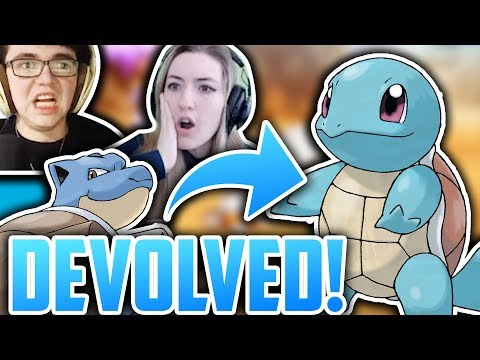 DEVOLVED... FOREVER!? | Cutthroat Pokemon! Omega Ruby Alpha Sapphire Randomizer Nuzlocke Versus #13