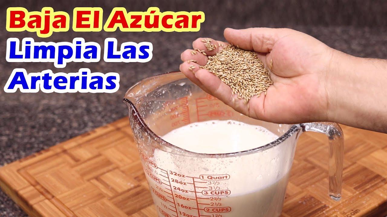 1 Solo Ingrediente Baja El Azúcar, Limpia Las Arterias y El Páncreas, Baja  La Presión y Mucho Mas