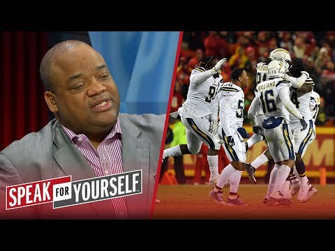 Whitlock and Wiley react to the Chargers late comeback win vs the Chiefs | NFL | SPEAK FOR YOURSELF