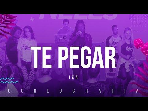 FitDance Live Show - Te Pegar - IZA | FitDance TV (Coreografia) Dance Video