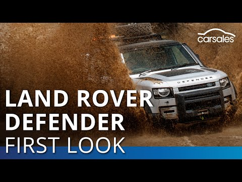 2020 Land Rover Defender - First Look   Carsales