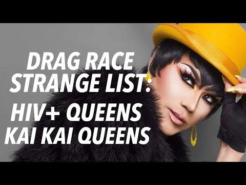 HIV QUEENS | Drag Race STRANGE LIST