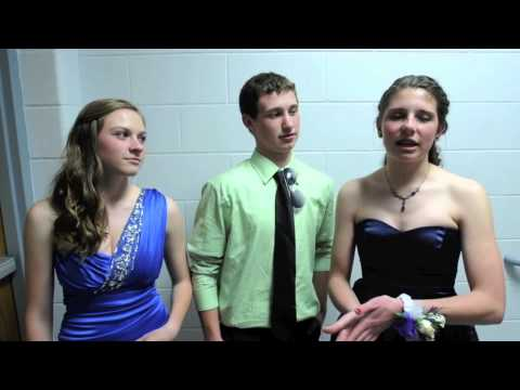 Scenes from Wrightstown High School prom: May 4, 2013