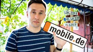 """Як обрати автомобіль в Німеччині - mobile.de """"інструкція"""" по пошуку авто в"""