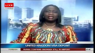 N750,000 Visa Bond: UK Will Be The Biggest Loser
