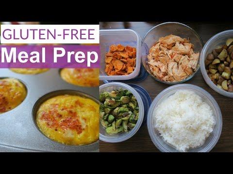 Gluten-Free Meal Prep & Instant Pot Chicken