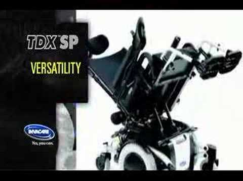 Invacare TDX Electric Wheelchair ...