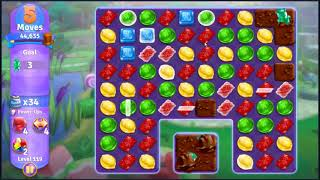 Wonka's World of Candy Level 119 - NO BOOSTERS + FULL STORY ???? | SKILLGAMING ✔️