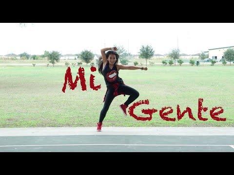 Mi Gente | Zumba Choreo | Tanya Colbert