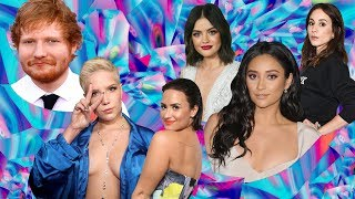 Single AF's Jedward Kiss And Did Demi Lovato Just Throw Shade At Halsey? | MTV News