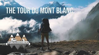 Hiking The Tour Dข Mont Blanc Solo