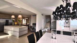 Luxury Villa Overlooking Eze sur Mer