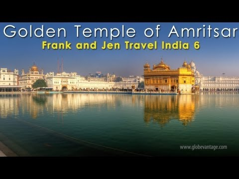 Golden Temple Of Amritsar - Frank & Jen Travel India 6