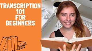 Work From Home Transcription Job Guide For Beginners! (GREAT MONEY) [2019]