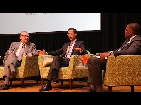 A Conversation About Healthcare in America with James L. Madara, Maurice Smith, and Eric Zimmerman