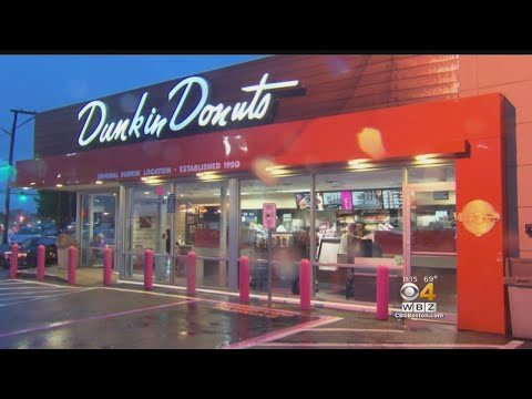 "All Dunkin Donuts To Change Name To ""Dunkin"""