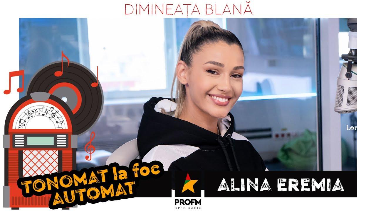TONOMAT la foc AUTOMAT cu ALINA EREMIA! la #DimineataBlana cu Veve și Coțofană