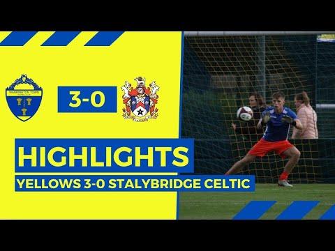 Warrington Stalybridge Goals And Highlights