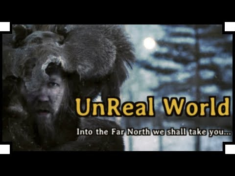 UnReal World - (Open World Survival Roguelike)