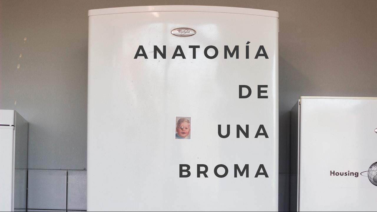 Anatomía de una broma   Clara Rodríguez - YouTube