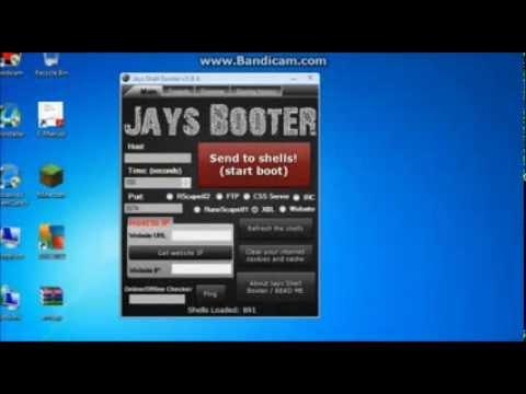 JaysBooter 5.8.4 - No Surveys! - Free HostBooter! - YouTube