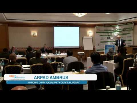 Arpad Ambrus | Hungary | Food Safety 2015 | Conference Series LLC