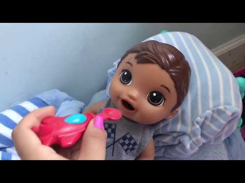 BABY ALIVE Pumpkins Under The Weather Morning Routine Baby Alive Videos