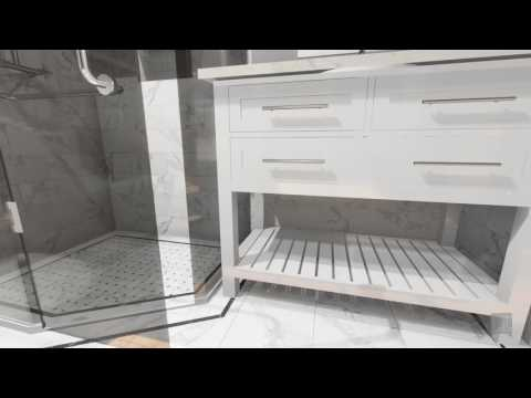 VORTEK Spaces Bathroom video walkthrough