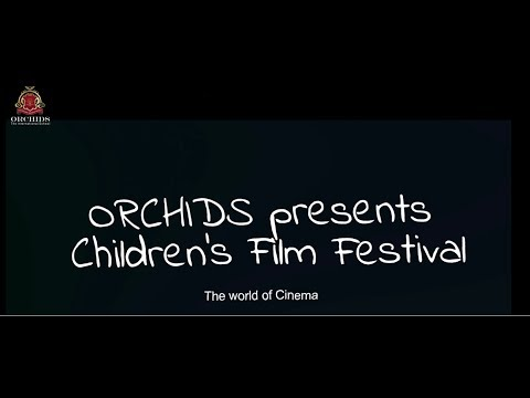 Step Into The World Of Cinema! | ORCHIDS The International School | Music Video