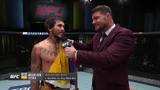 UFC Vegas 29: Marlon Vera Octagon Interview