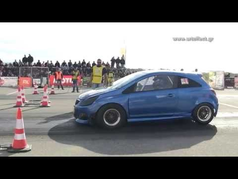 DRAGSTER GREEK CHAMPIONSHIP FINAL ROUNDS 23/11/2014 Part-3/3