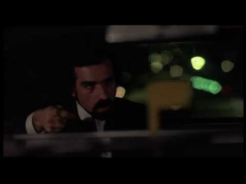 Taxi Driver - Scorsese Acting Performance