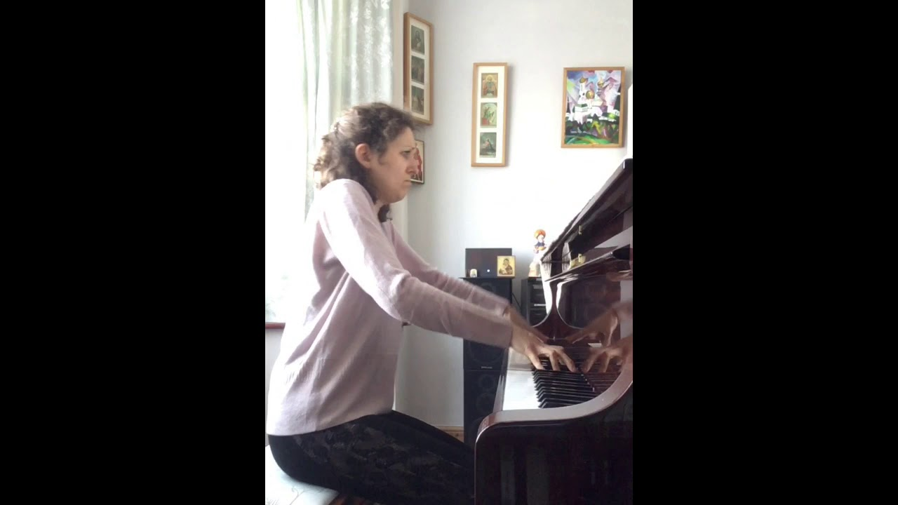 Lockdown Pianist Alphabet - R