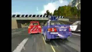 Burnout Legends PSP Trailer