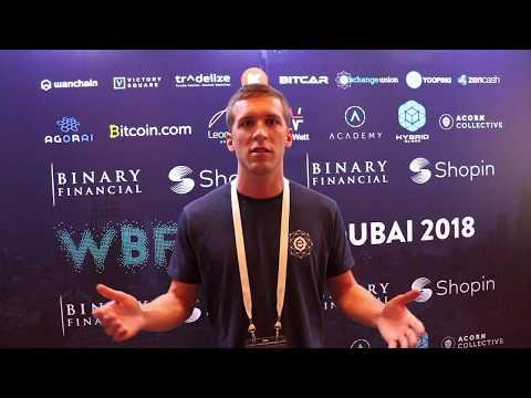 World Blockchain Forum Dubai 2018 Wrap Up