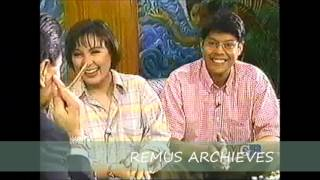 Sharon Cuneta and Kiko Pangilinan Magandang Gabi Bayan Part 1