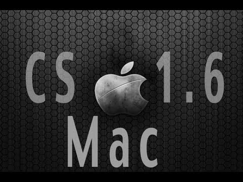 Counter Strike 1.6 For Mac OS X (download)