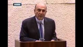 Shaul Mofaz speech on Yom Kippur War