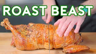 Download Binging with Babish: Roast Beast from How The Grinch Stole Christmas Mp3 and Videos