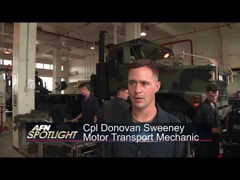 AFN OKinawa-Marine Mechanic