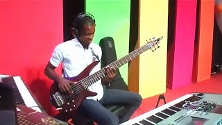 Days Of Elijah By Donnie Mcclurkin(Bass Cover)