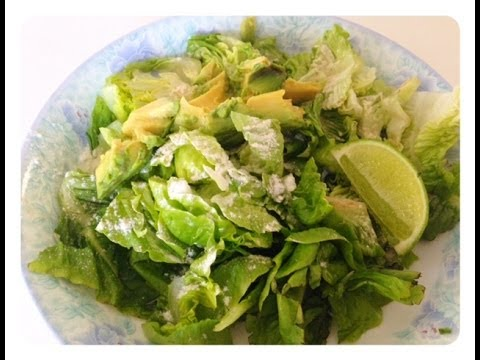 little raw food salad update | dara dubinet