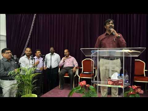 Tamil Live Praise and Worship, May 11, 2018, Word of God Chu